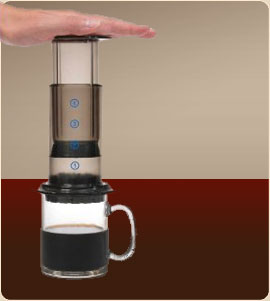 Aerobie 80R08 AeroPress Coffee and Espresso Maker