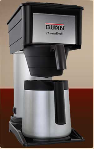 BUNN BTX B Velocity Brew ThermoFresh Bunn Coffee Maker Spray Head