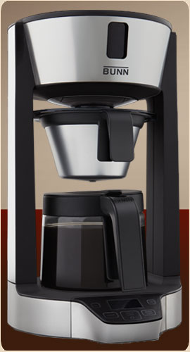 BUNN HG Phase Home Coffee Brewer