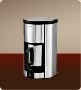 Review - Brookstone Single Cup Coffee Maker