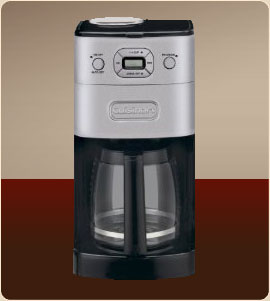 Cuisinart DGB-625BC Grind and Brew Coffee Maker