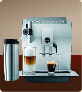Jura Impressa Z7 Coffee Machine