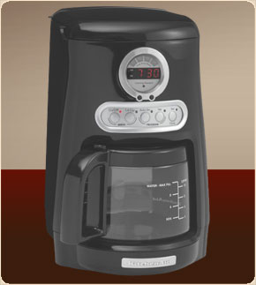kitchenaid 10cup drip coffee maker
