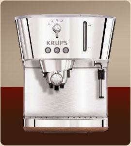 Krups XP4600 Art Collection Espresso Machine