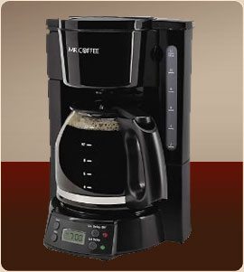 Mr. Coffee BVMC-EVX23 12-Cup Programmable Coffee Maker