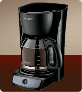 Mr. Coffee CG13 12-Cup Switch Coffee Machine