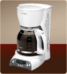 Mr. Coffee TF12 12-Cup Switch Coffee Maker