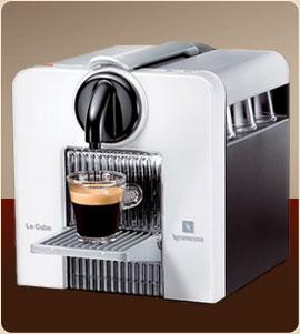Nespresso C180W Le Cube Automatic Espresso Machine