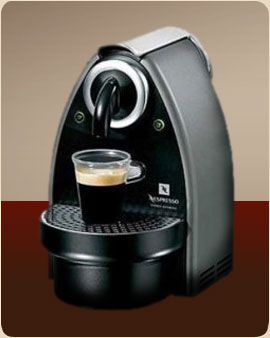 Nespresso C100t Essenza Single-Serve Automatic Espresso Machine