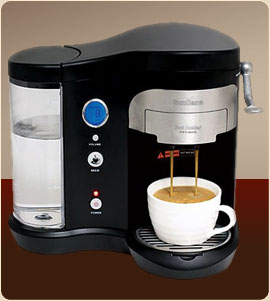 SunCafe Coffee Pod Brewer H701A