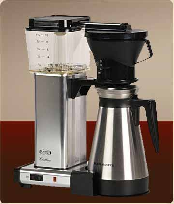 Technivorm Moccamaster Coffee Brewer With Thermo Carafe - Technivorm 9587