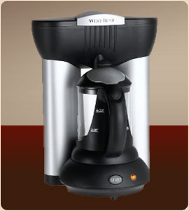 West Bend 57040 4 Cup Electric French Press