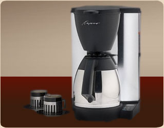 Capresso MT500 10-cup Electronic Coffee Maker