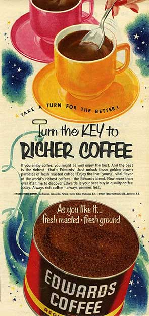 Do you remember coffee Ads from the Past