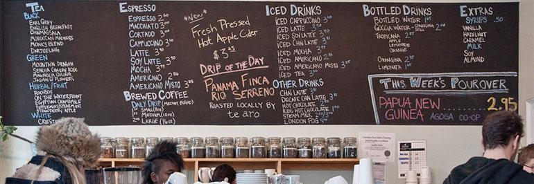 Types Of Coffee Drinks - Coffee Varieties