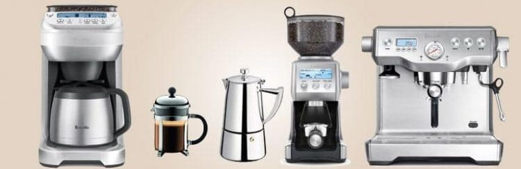 Coffee Makers That Sparks Your Coffee to New Heights