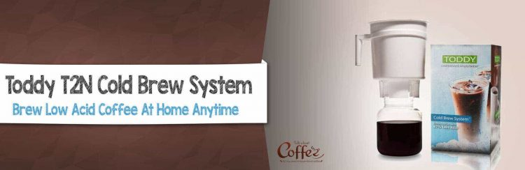 Toddy T2N Cold Brew System Does it All