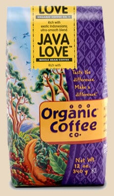 Rogers Family Java Love Coffee - 100% Organic