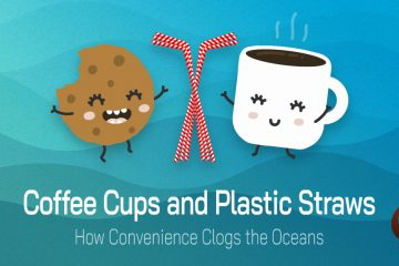 Coffee Cups and Plastic Straws – How Convenience Clogs the Oceans