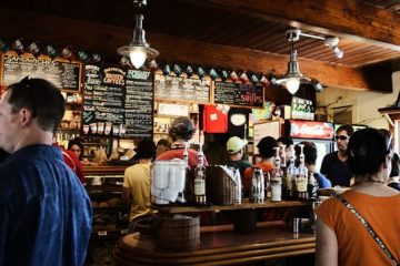 Canadian Coffee Shop Guide – Quick Cheat Sheet To Coffee Drinks In Canada
