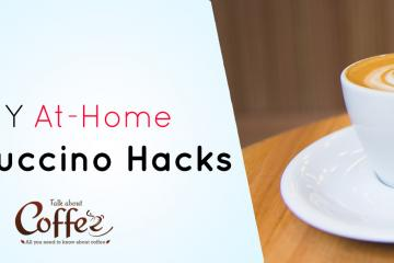 Five DIY At-Home Cappuccino Hacks. Number 3 Is a Game Changer!
